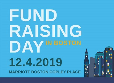 Fundraising Day in Boston