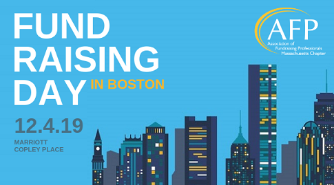 Fundraising Day in Boston